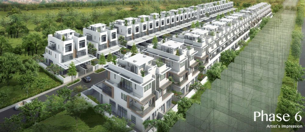 Luxus Hills Phase 6